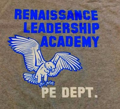 MS 322 Renaissance Leadership Academy Gym Shirt